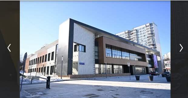 В Строгине началось голосование о наименовании нового культурного центра