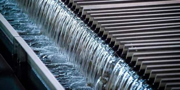 Москва стала экономнее расходовать воду благодаря просвещению жителей и модернизации систем