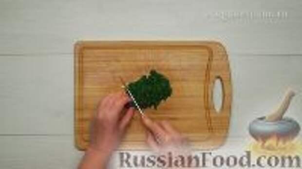 Фото приготовления рецепта: Ботвинья - шаг №7