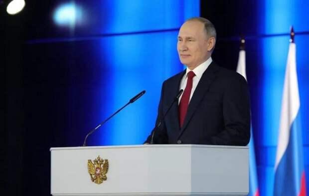 Сильнейшее послание: итоги обращения Владимира Путина к Федеральному собранию россия, владимир путин, федеральное собрание