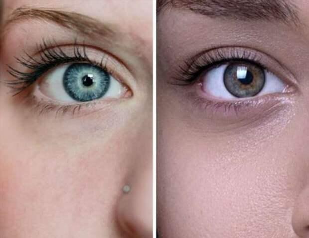 Почему люди с голубыми глазами такие особенные