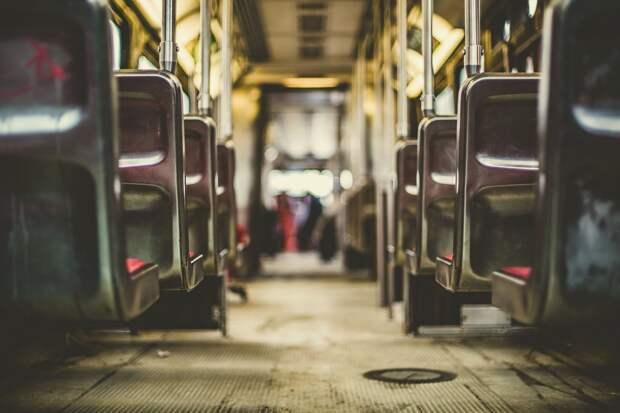 В общественном транспорте Крыма на время эпидемии отменили льготы