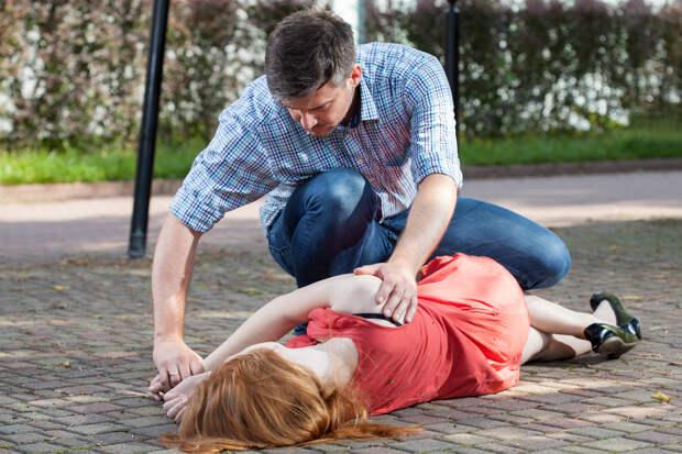 Эпилепсия на улице: поучительная история из жизни