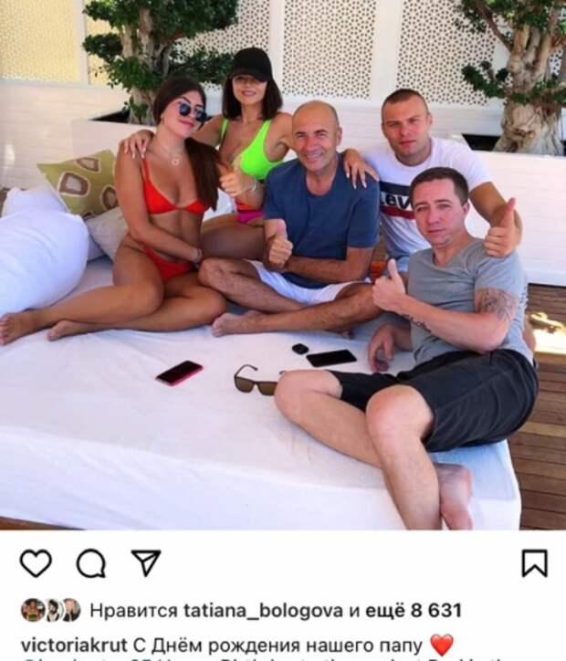 СМИ выяснили биографию внебрачного сына Игоря Крутого