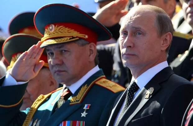 Стратегия России объявлена! Нас теперь не остановить