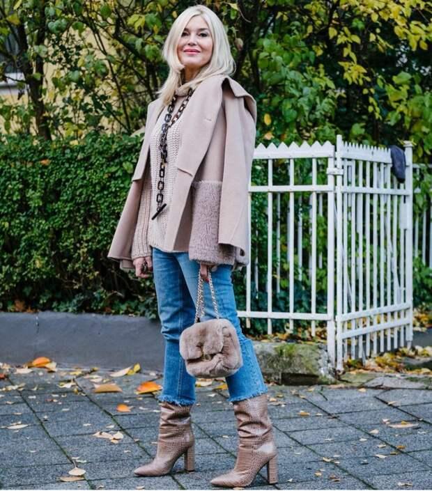 9 основных вещей для зимнего гардероба: что нужно женщине до и после 50-ти для комфорта и стиля