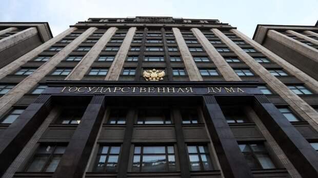Госдума сообщила об иностранных центрах по подготовке незаконных акций