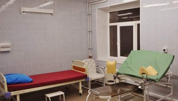 Проведение партнерских родов возобновили в Подмосковье