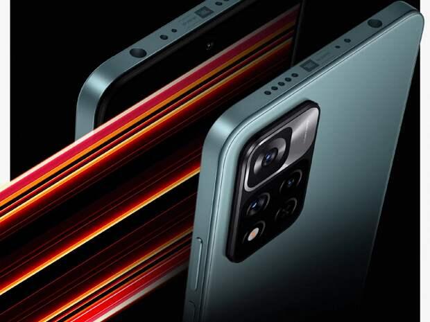 Xiaomi обещает, что Redmi Note 11 будет работать три дня без подзарядки