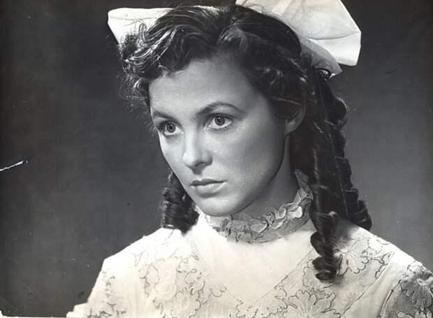 советские актрисы 50-х годов: Вия (Алида) Артмане. фото