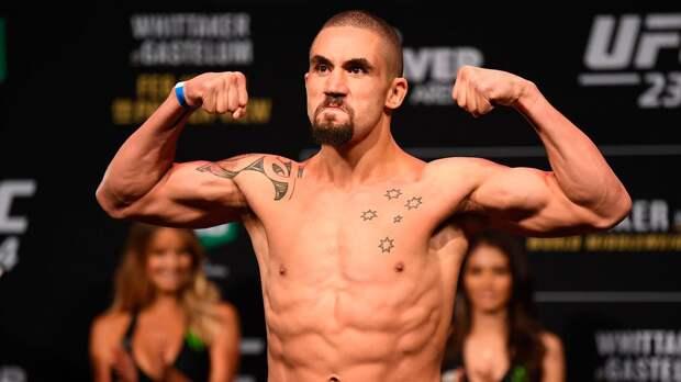 Уиттакер победит Тилла и снова станет претендентом на титул. Прогноз на главный бой UFC Fight Night в Абу-Даби