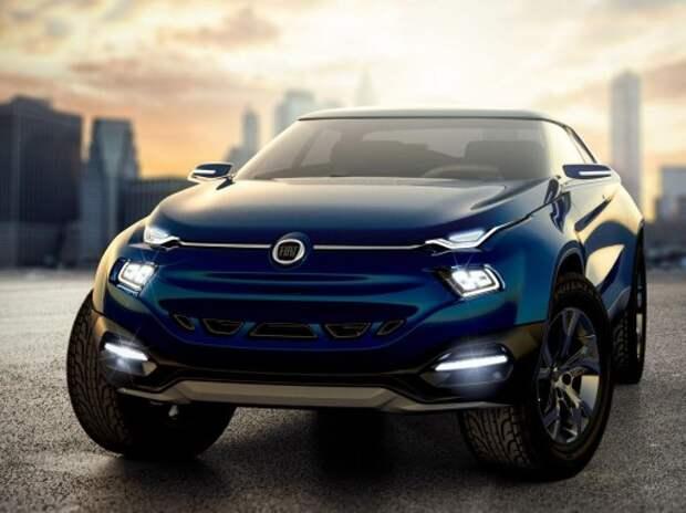 Сан-Паулу-2014: новинки от Chevrolet, Nissan, Citroen и Fiat