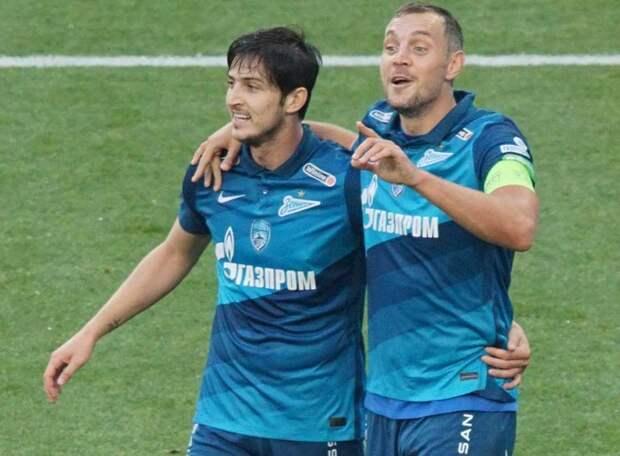 Дзюба - в «топ-4» Клуба Григория Федотова. Следующий по списку - Кержаков