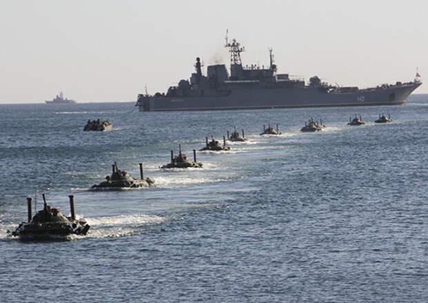 Для взятия Одессы Россия может использовать тактику адмирала Ушакова