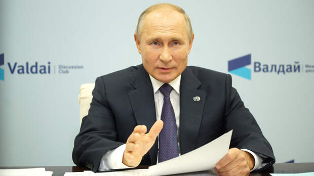 Путин не будет обсуждать с Зеленским Крымский полуостров