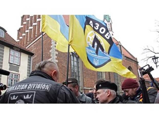 Судьба «Азова» и будущее Зеленского: как украинские националисты вмешались в политику США