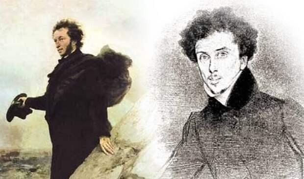 Пушкин и Дюма – один человек?