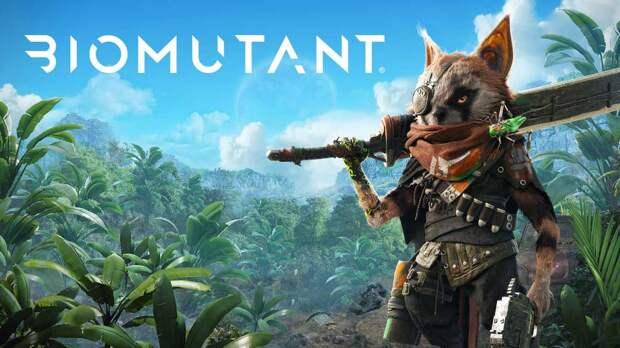 Новый трейлер игры Biomutant познакомил с красочным и огромным миром