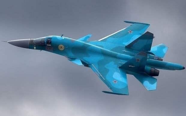 Зарубежные СМИ рассказали, почему Су-34 обошел американский F-15