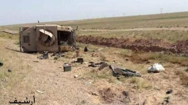 Армия США несет потери в Сирии ради краденой нефти и рейтинга Трампа
