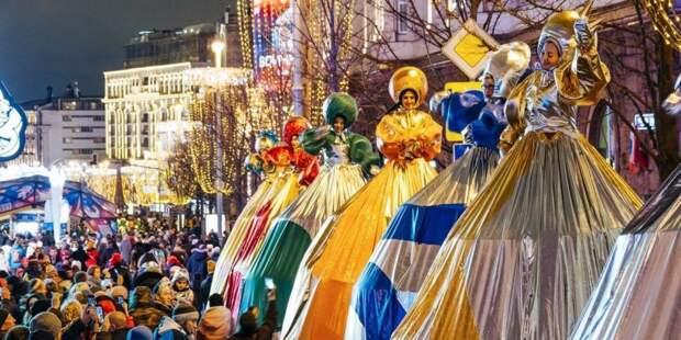«Путешествие в Рождество» ждет гостей на фестивальных площадках