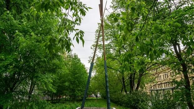 Памятник гребцам Российского флота