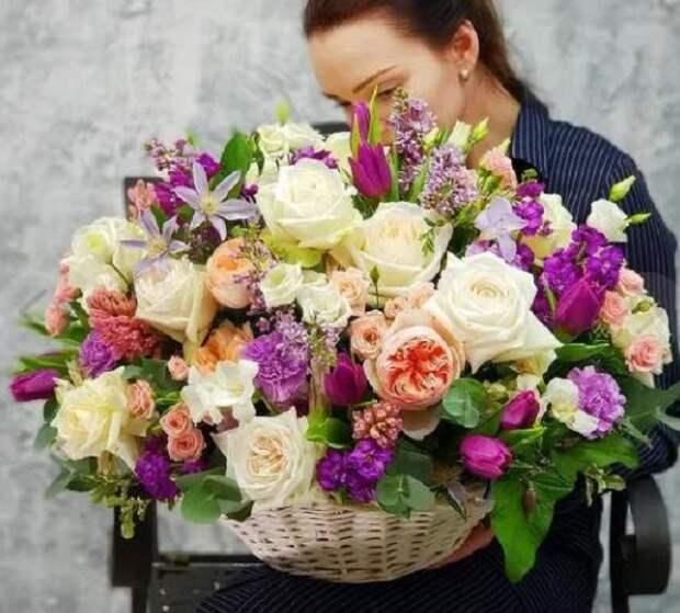 Онлайн-покупки цветов: особенности предложений