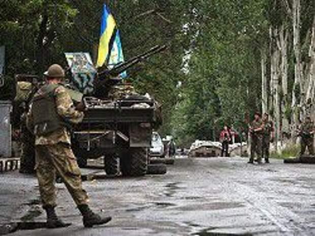 Новость на Newsland: На Донбассе эксперты ожидают
