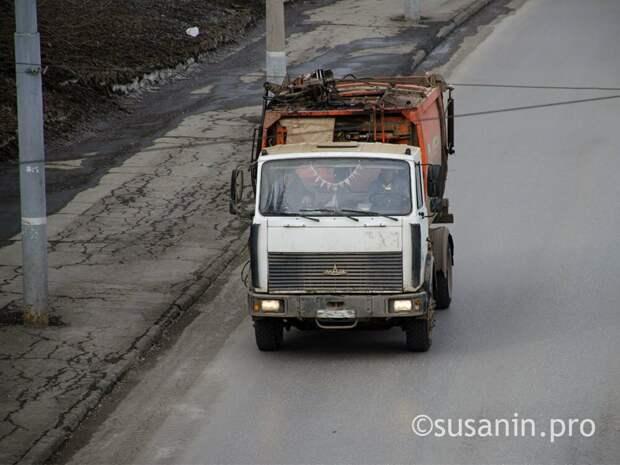 Из-за нерабочей недели в Удмуртии выросли объемы мусора