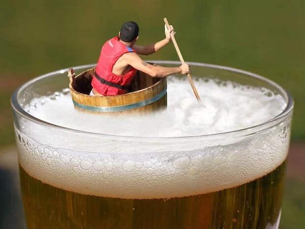 В каких странах продаётся самое дорогое пиво (20 фото)