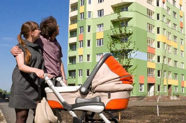 Многодетным семьям в Удмуртии выдали 73 жилищных займа для покупки квартир