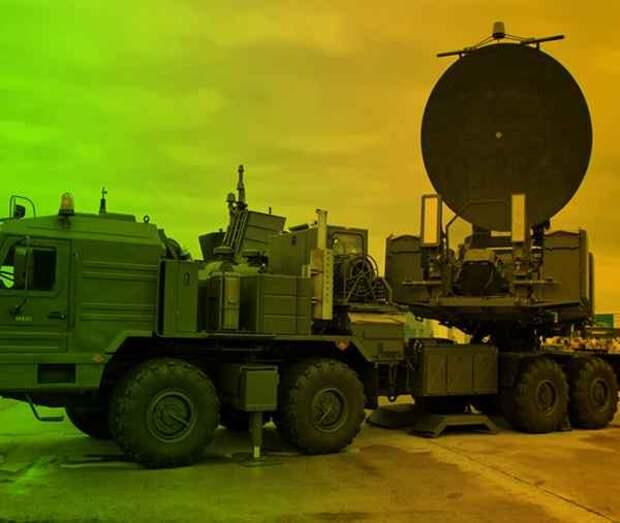 Российские «Красухи» начали жечь израильскую систему ПРО «THAAD»