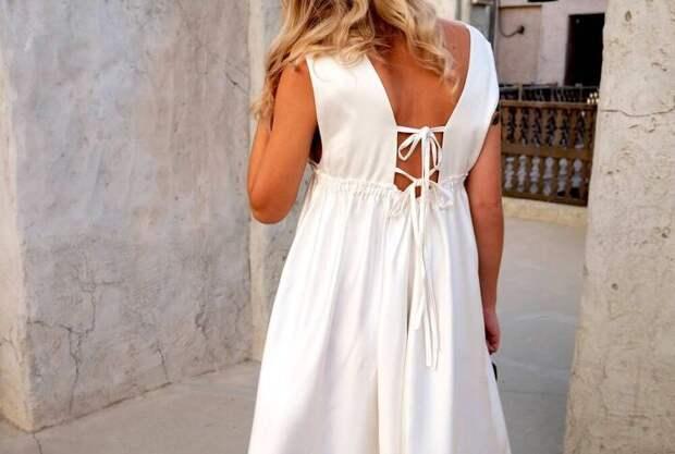 шьем новое платье своими руками мк