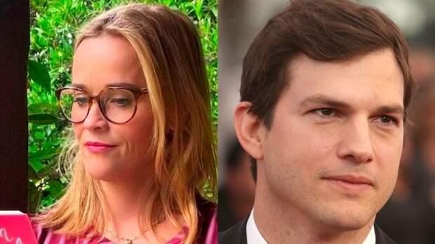 Риз Уизерспун и Эштон Кутчер сыграют в романтической комедии от Netflix