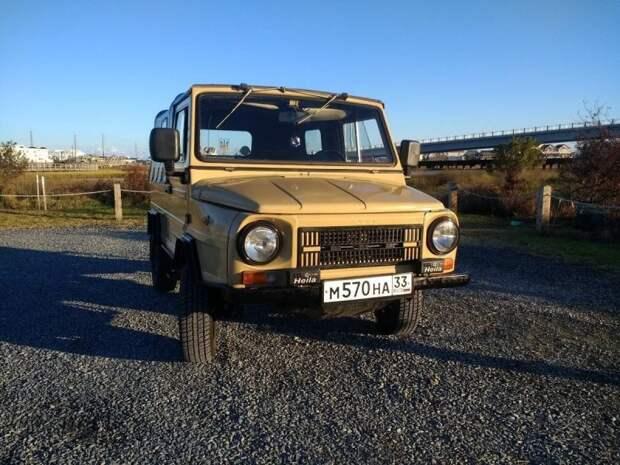 В США продают легкий советский внедорожник ЛуАЗ-969M