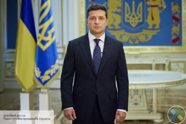 На Украине заявили об «уничтожении» института президентства Зеленским