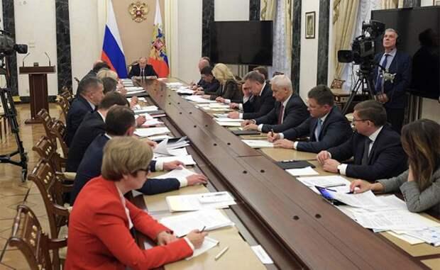 Путин не промахнулся, он просто не собирался попадать в цель