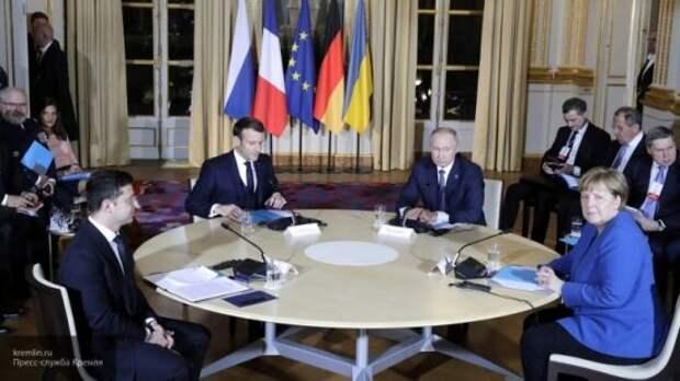 Могилев заявил, что решения Киева по Донбассу отталкивает от Украины Францию и Германию