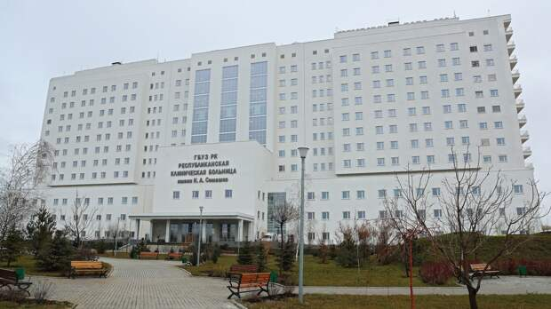 Целый комплекс медучреждений хотят построить в Симферополе