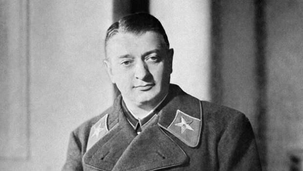 Тухачевский о планах Германии по оккупации Украины