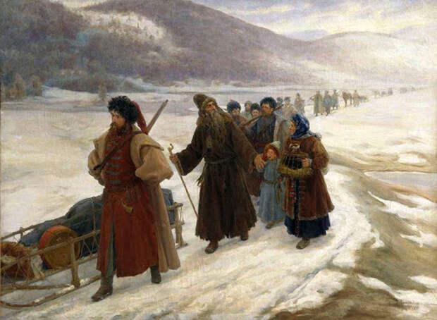 Торгово-экономические причины присоединения Сибири к Русскому государству