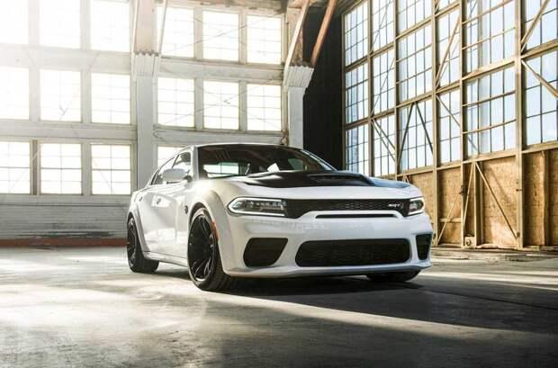 Представлен самый «сильный» Dodge Charger