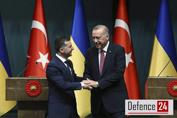 Турция и Европа делят Украину