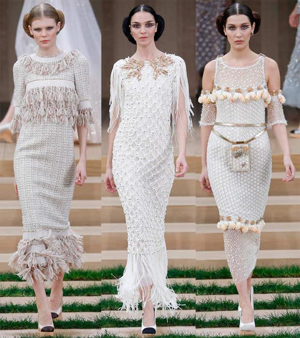 Лучшие платья Haute Couture на весну и лето