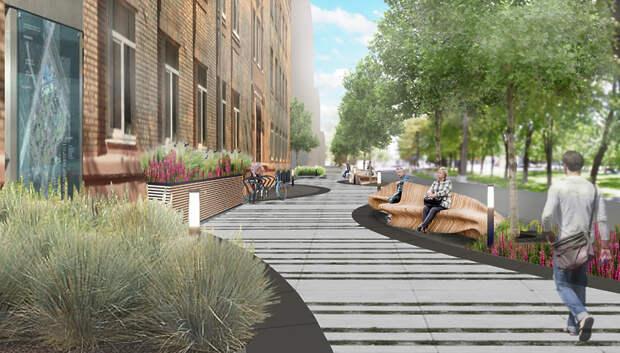 32 новых общественных пространства появятся в Подмосковье в 2020 году