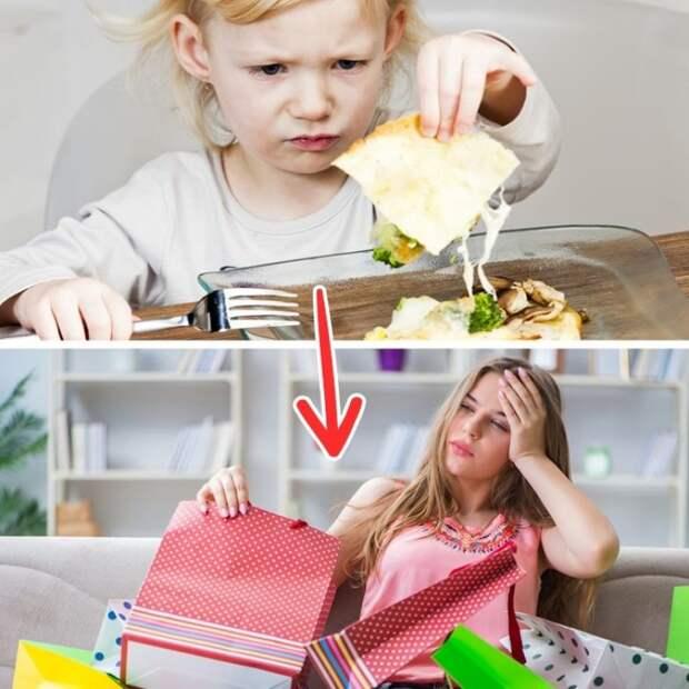 10 на первый взгляд безобидных замечаний за столом, больно бьющих по самооценке ребенка.