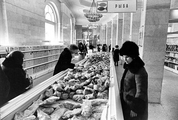 Продукты, которые были только в СССР — а в других странах нет.