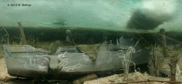 Удивительная военно-морская диорама от Ramesh Bishop