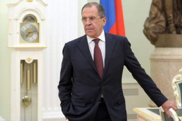 министр иностранных дел РФ