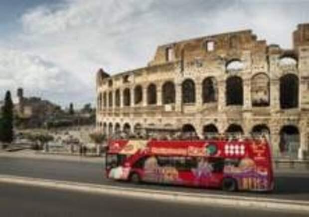 Туристическим автобусам закроют въезд в центр Рима